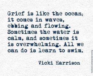 waves of greif